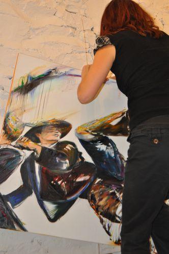 Laetitia 2 galerie Hartmonie
