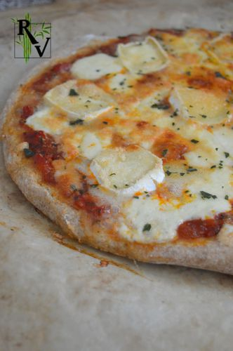 Pizza aux 3 Fromages (1)