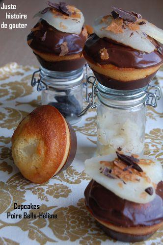 cupcakes belle-hélène 3