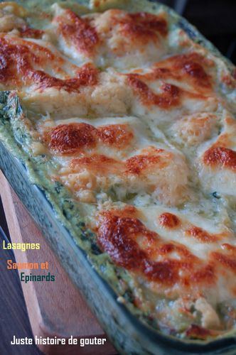 lasagnes saumon épi