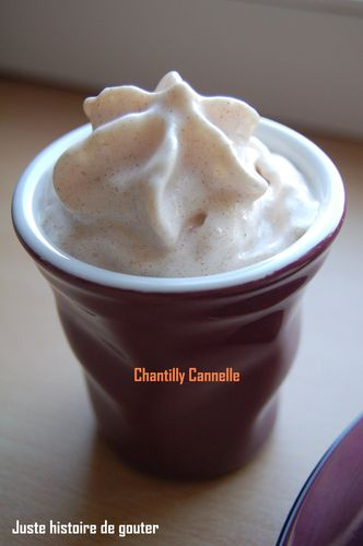 chantilly cannelle