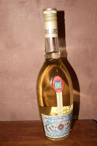 how to make anisette liqueur
