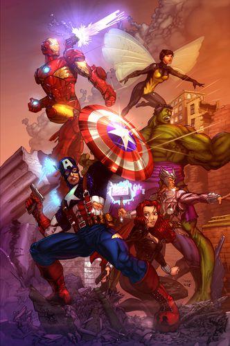avengers assembled by cbei-d51tera