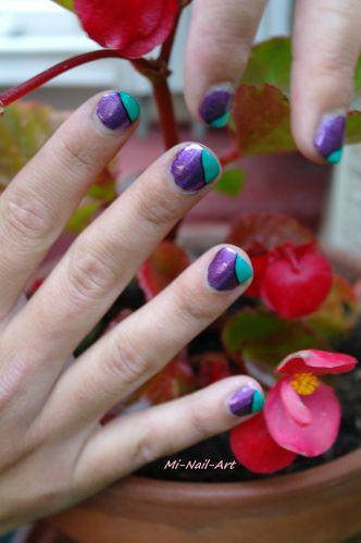 Nail art Couz