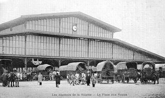 La Villette Abattoirs