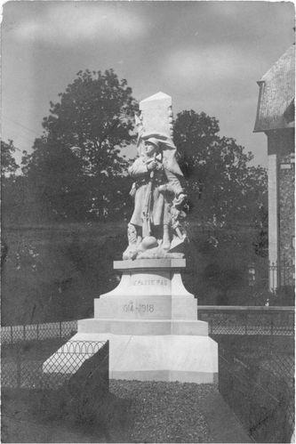 Monument aux morts 1930