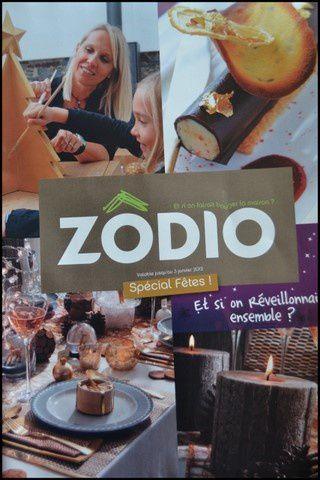 Zodio catalogue ustensiles de cuisine for Zodio cours cuisine