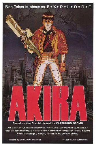 Akira - Affiche