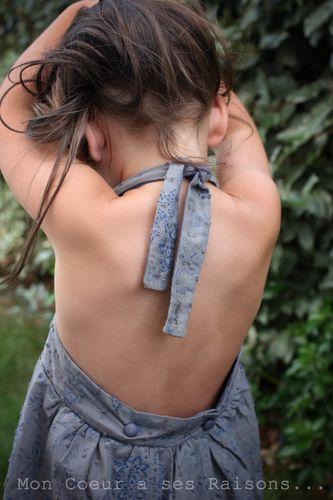 Robe-Mademoiselle 9231