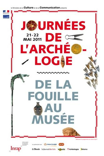 journees de l'archeologie 2011