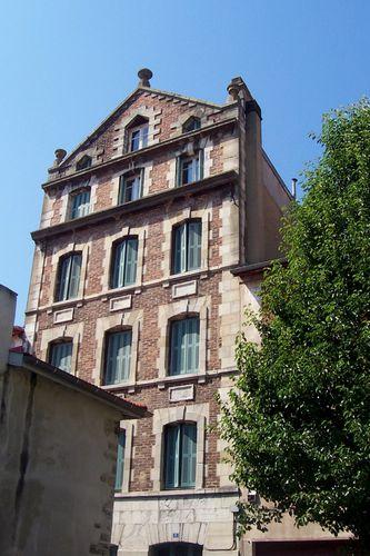 Bayonne quartier saint esprit 2 le blog d 39 amatxi for Architecture flamande
