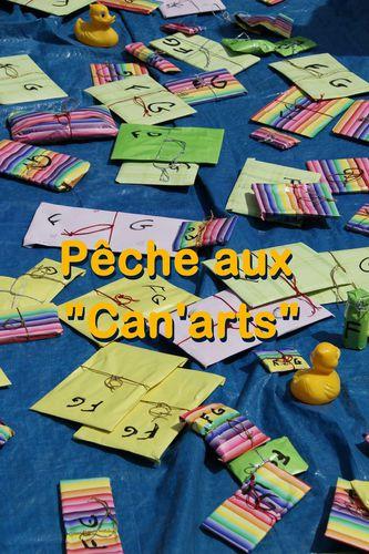 Atelier de Flo-Pêche aux Canards-Exposition-Donchery-FloM0