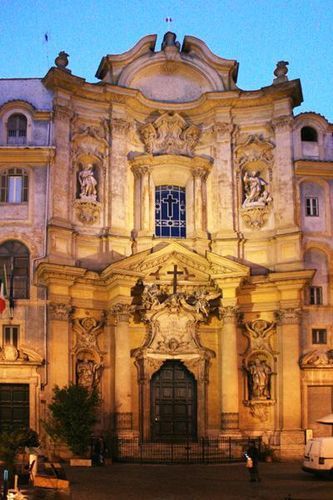 473b Rome, Santa Maddalena
