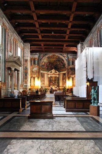 478c Rome, San Vitale
