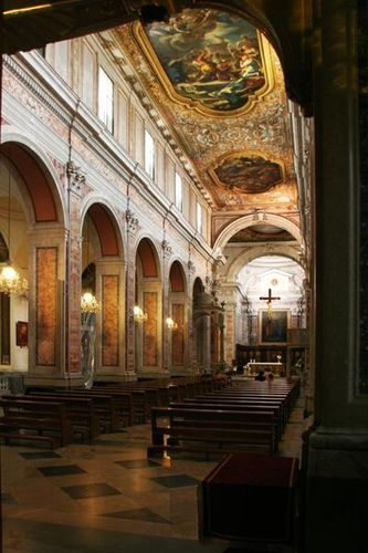 515h Sorrento, cathédrale