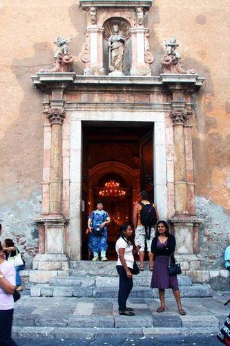 611f2 Taormina, Sainte Catherine d'Alexandrie