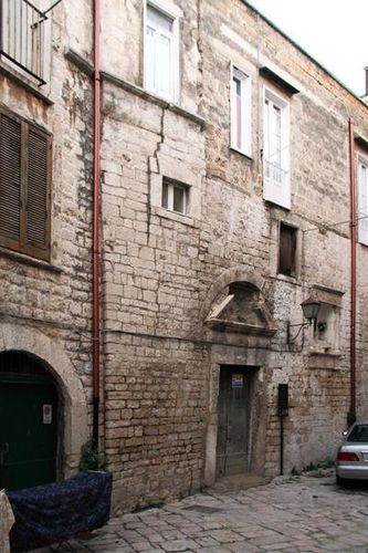 630g4 Trani, l'ancienne synagogue