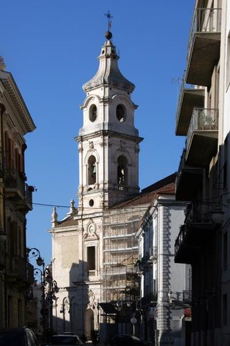 634e1 Foggia, la cathédrale