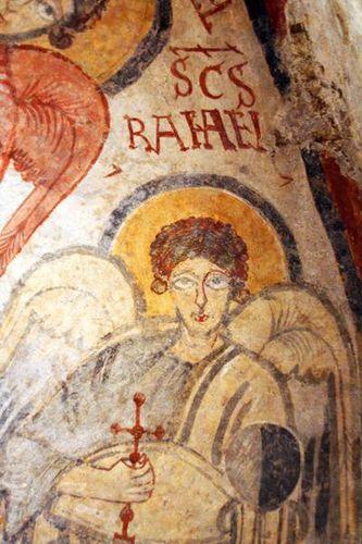 640g2 Matera, crypte du Péché Originel