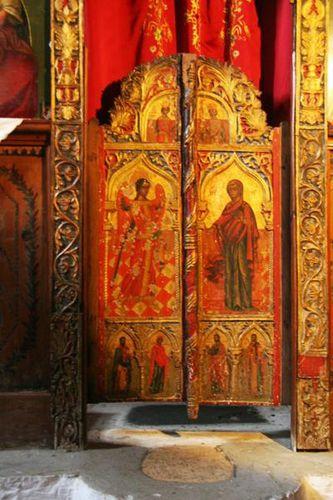 670c5 Île de Ioannina, monastère Agios Pandeleimonas