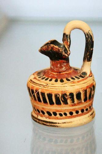 681g2b Au musée de Stavros (Ithaque)