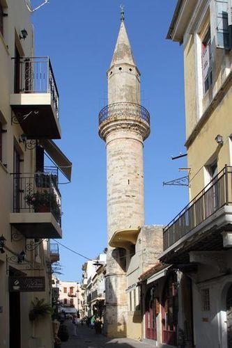 729c3b Chania (La Canée), en Crète