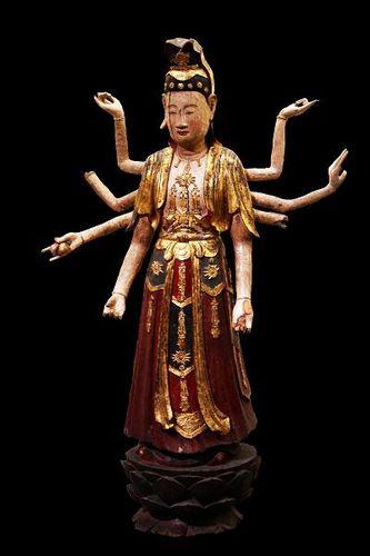 786c6 Musée Guimet, Bodhisattva Avalokiteshvara (Vietnam 1
