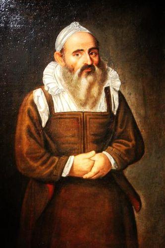 792a1 Brigida del Rio, femme à barbe (1590)