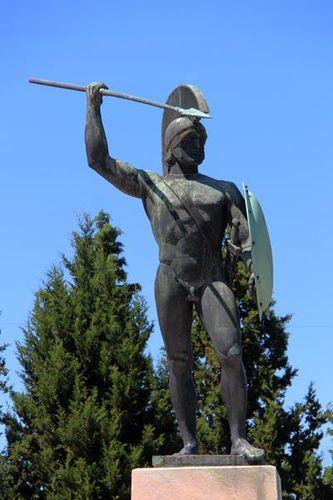 809e2 Thermopyles, Léonidas