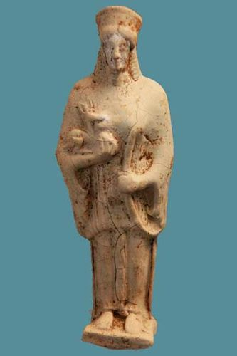 840k1b Artémis début 5e siècle