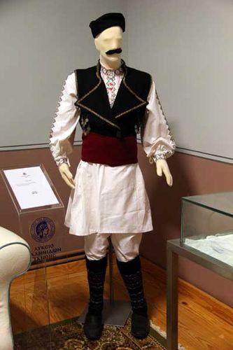 847f3a vêtement d'homme, Episkopi d'Emathia