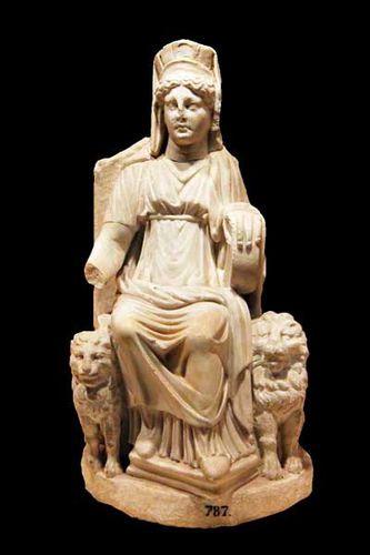 865b2 Cybèle, Nicée (Iznik), 2e s. après JC