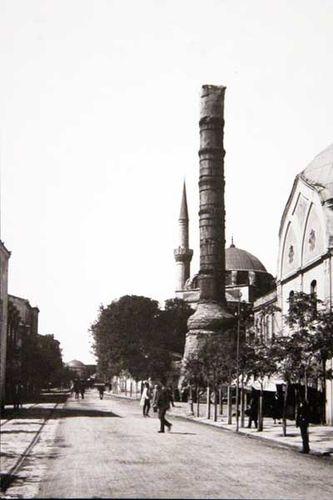 866b1 la Colonne Brûlée, à Istanbul