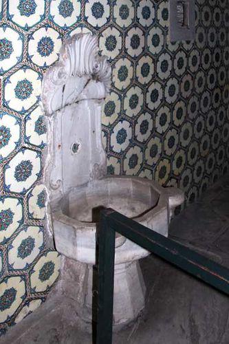 885c7 Topkapi, appartements de la sultane validé