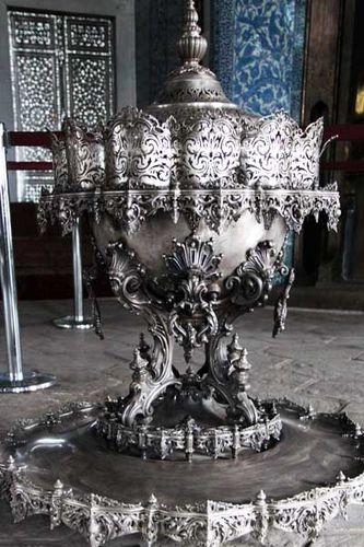 885g3 Pavillon de Bagdad, palais de Topkapi