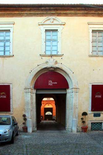 916a1 Recanati, Museo Civico, Villa Colloredo Mels