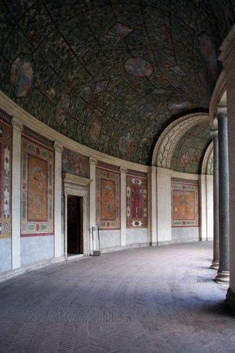 333b Rome, villa Giulia