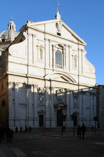 349a Rome, chiesa del Gesù