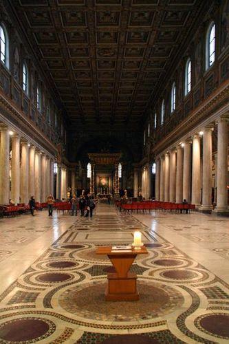 392g Rome, Sainte Marie Majeure