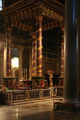 392h Rome, Sainte Marie Majeure