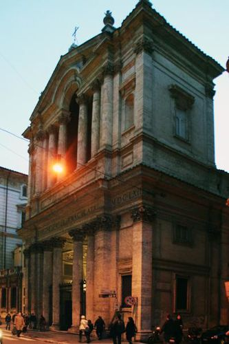 410a1 Rome, Santa Maria in Via Lata