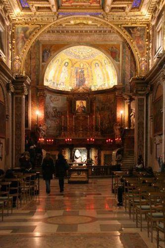 415b Rome, Santa Francesca Romana