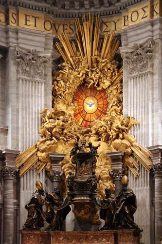 363d Vatican, siège papal