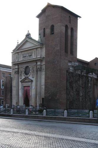 368d Rome, San Nicola in Carcere