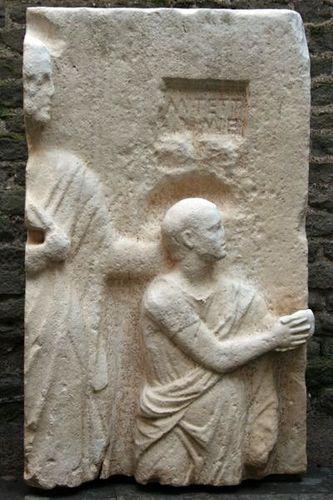374f Rome, mausolée de Cecilia Metella