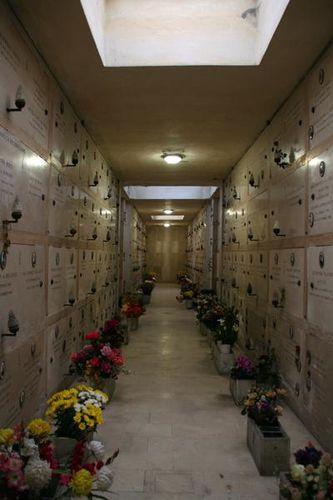 376e Rome, cimetière Verano