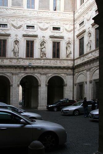 464a1 Rome, palazzo Spada