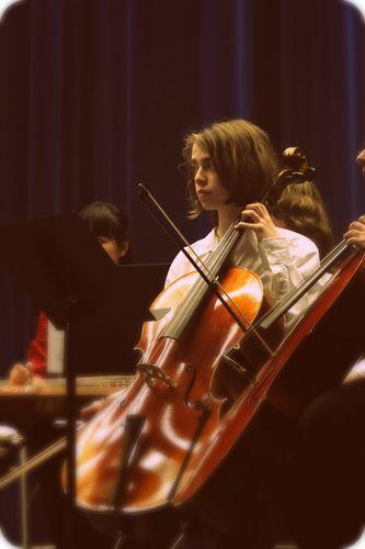Louis Albertosi concert Chinois