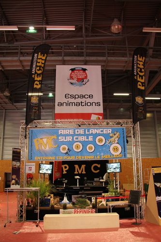pmc au salon de Nantes 2013