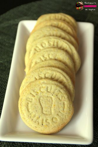 biscuits sables pistache 1